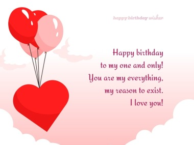 Birthday Wishes For Soulmate Happy Birthday Wisher