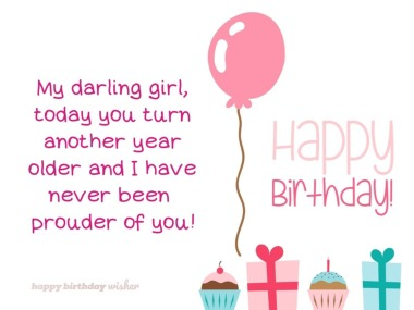 Pleasing Birthday Wishes For Girls Happy Birthday Wisher Personalised Birthday Cards Veneteletsinfo