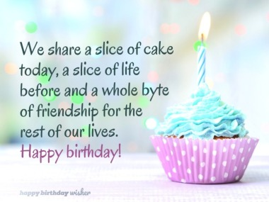 Fine Birthday Messages For Friend 3 Happy Birthday Wisher Funny Birthday Cards Online Elaedamsfinfo